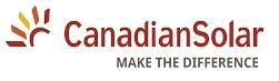 Canadian Solar napelem logó