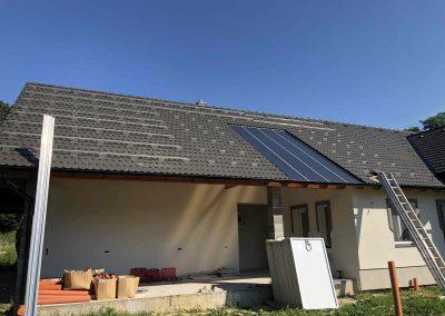 10,26 kWp napelem rendszer Somogy megye Cserénfa1