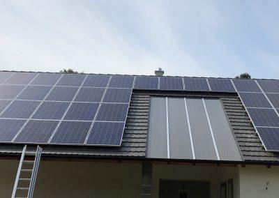 10,26 kWp napelem rendszer Somogy megye Cserénfa3