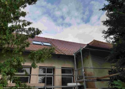 2,2 kWp napelem rendszer Magyaratád Kastély 1