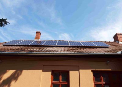2,2 kWp napelem rendszer Patalom Önkormányzat 2