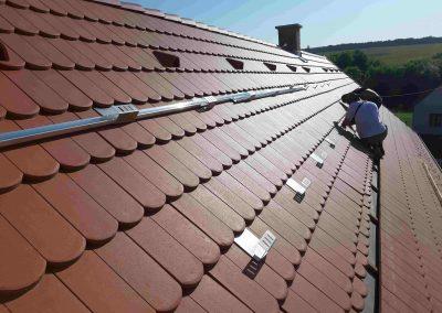 2,2 kWp napelem rendszer Polány Somogyi Natúra Nonprofit Kft 2