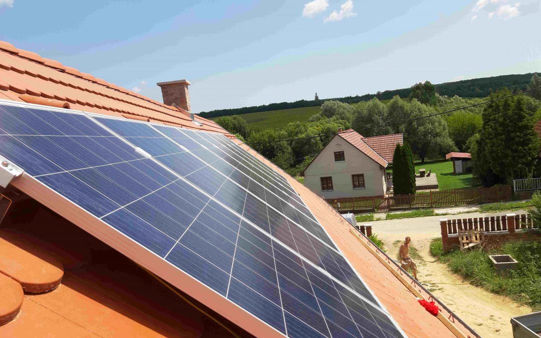 Meglepően magas hatásfok 25 éve üzemben lévő napelemeknél
