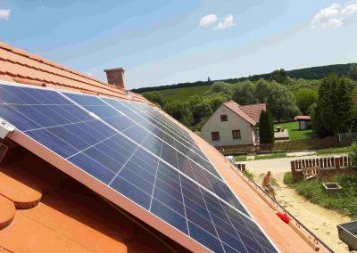 2,2 kWp napelem rendszer Polány Somogyi Natúra Nonprofit Kft 4
