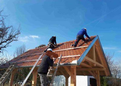 4,0 kWp napelem rendszer Somogysárd, Betyár Csárda 1