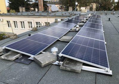 4,0 kWp napelem rendszer Taszár 2