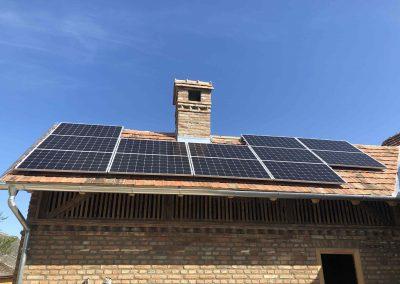 5,2 kWp napelem rendszer Igal2