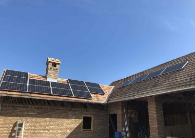 5,2 kWp napelem rendszer Igal3