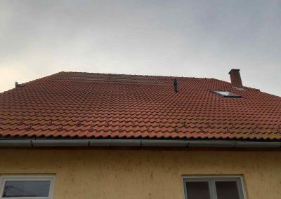 7,0 kWp napelem rendszer Baté Önkormányzat 1