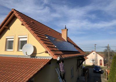 2,59 kWp napelem rendszer Szemely 1
