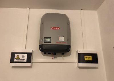 3,1 kWp napelem rendszer Osztopán 2