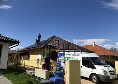 6,0 kWp napelem rendszer Kaposvár 1