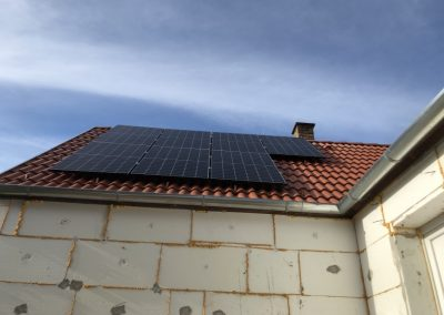 6,6 kWp napelem rendszer Kaposvár 3